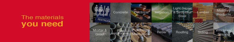 Materials-slide
